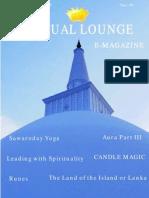 Spiritual Lounge E-Mag October 2010