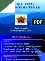 CETAK-Hidrokoloid