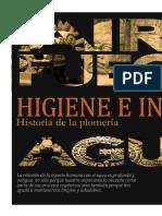 Historia de La Plomeria