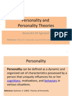 Personality and Personality Theory