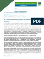 La ciencia y la tecnología como procesos sociales. Lo que la educación científica no debería olvidar. Sala de lectura CTS+I (1).pdf