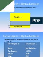 Portas Lógicas - Sistemas Digitais