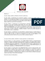 Resumen de FILOSOFIA Del Derecho