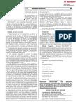 Revocan resolución que declaró improcedente solicitud de inscripción de lista de candidatos para el Concejo Distrital de San Juan de Iris provincia de Huarochirí departamento de Lima