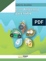 Educación Ambiental Para Docentes