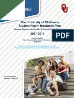 OU Student Health Insurance Plan