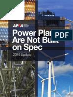94 2014 Power Plant Study