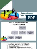 PP 3 MP (Teori Manajemen)