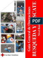 Guia General de Operaciones Busqueda y Rescate Nivel Basico Segunda Version.pdf
