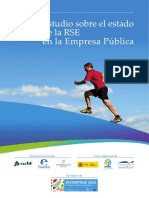 Informe Rse en Empresas Publicas