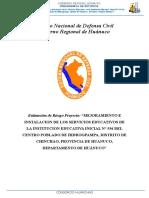 3. Estudio de Riesgo y Vulnerabilidad Hidrogpampa