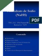 NAHS Training Spanish