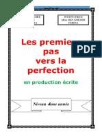 livre de production