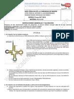 Examen Biologia Selectividad Madrid Junio 2018 Solucion