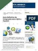 Guia de Integração Entre QGIS e PostGIS _ Anderson Medeiros