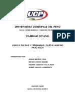 Trabajo Grupal de Deontología Profesional