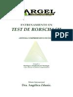 Programa Entrenamiento en Test de Rorschach