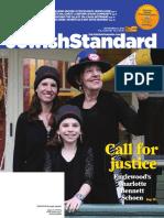 Jewish Standard, September 21, 2018