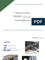 FCS Informe septiembre 2018