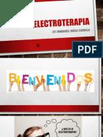 Electroterapia Primer Parcial