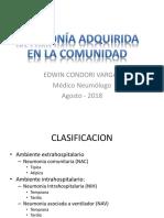 1. neumonia adquirida en la comunidad - UPT agosto 2018.pptx