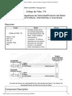 )Manual ...Sis de Código de Falla ISX15 CM2250 SN2