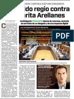 14-09-18 Va Cabildo regio contra  Margarita Arellanes