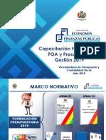 Presentacion Pge 2019 Consolidado