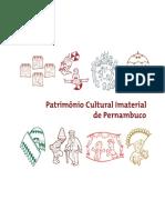 Patrimônio Cultural Imaterial de Pernambuco  -2018
