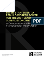 Seven Strategies to Rebuild Worker Power