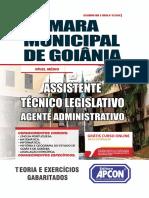 Apostila Camara Municipal de Goiania