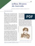 O VOTO FEMININO (1890) - JOSEFINA ALVARES DE AZEVEDO.pdf