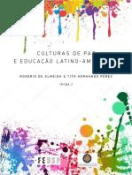 Culturas de Paz e Educação Latino-Americana- Rogério de Almeida e Tito Hernando Pérez