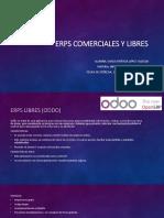ERPs Comerciales y Libres