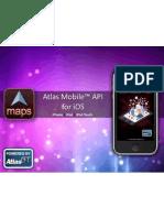 Atlas Mobile API for iOS - Presentation