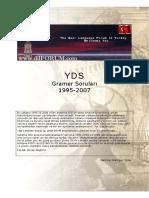 All Grammars - Yds (1995-2007)