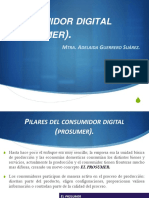 Pilares Del Consumidor Digital Prosumer