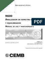 n600 Manual_es Ver2.2
