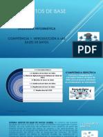 FUNDAMENTOS DE BASE DATO Competencia