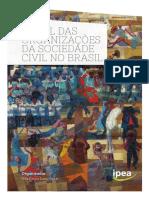 Perfil das Organizações da Sociedade Civil no Brasil
