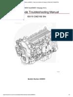 )Manual ...Sis de Código de Falla ISX15 CM2250 SN4