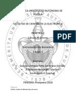 Práctica 1 Biomedica