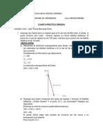 Resolución Cuarta Práctica de Microeconomía