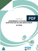 AC1005 (Estabilidad electrica)