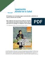 Artículo el hambre en el mundo..docx