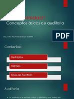 SESIÓN 1 Auditoria Administrativa