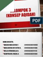 Kelompok 3 AIK New