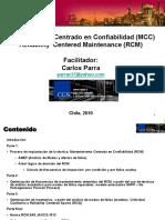 RCM Español CGS 2010