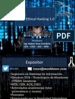 Curso Ethical Hacking Modulo 1