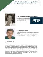 Capítulo 8 - Atividade Física No Diabetes Tipo 1 e 2_ Bases Fisiopatológicas, Importância e Orientação